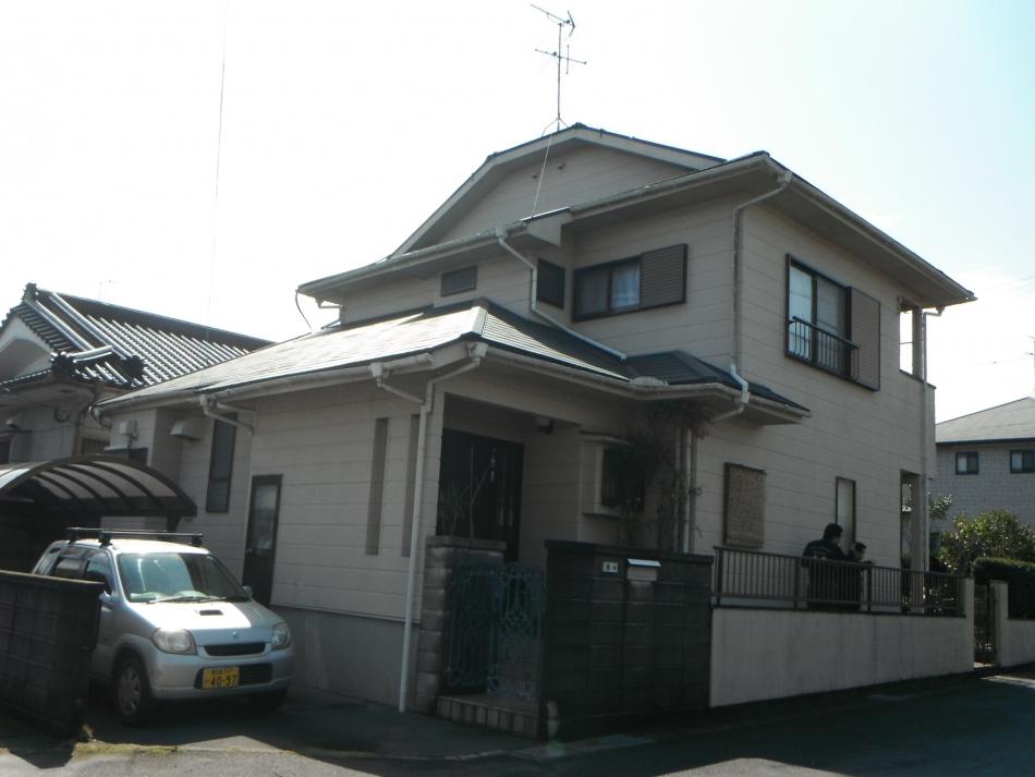 熊本で住宅屋根外壁の塗装するなら塗職熊本塗装、防水